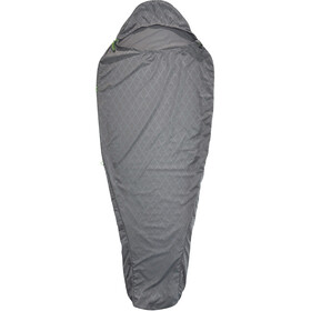 Therm-a-Rest SleepLiner Sovepose Lang, grå